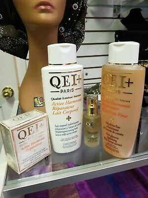 $ CDN209.32 • Buy QEI+ Paris Lotion Set With Carrot Extracts