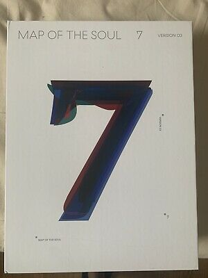 $5 • Buy BTS MAP OF THE SOUL: 7 Version 3 Album NO PHOTOCARD