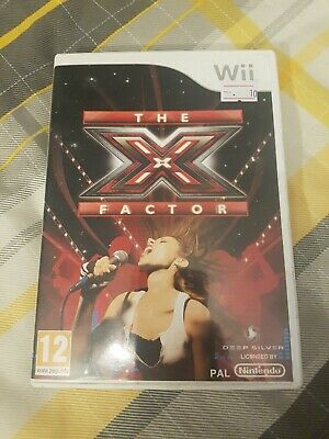 The X Factor Wii Game  • 2.99£