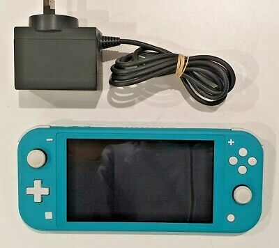 AU197.50 • Buy Nintendo Switch Lite Console 32gb Turquoise Hdh-001