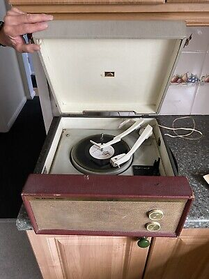 1960s Garrard Hmv 2002 Record Player • 30£