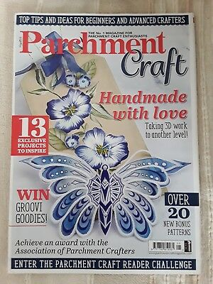 Parchment Craft Magazine May 2018 • 2.99£