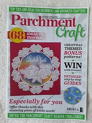 Parchment Craft Magazine September 2018 • 2.99£