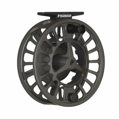 $150 • Buy Sage Spectrum C Fly Reel - Size 3/4 - Color Grey - NEW