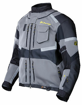 $ CDN1285.23 • Buy Klim Adventure Rally Air Jacket Gray Men's S-3XL