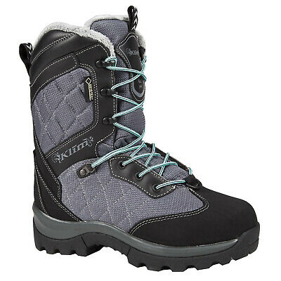 $ CDN247.71 • Buy Klim Aurora GTX Snowmobile Boots Gray/Black Womens Size 6