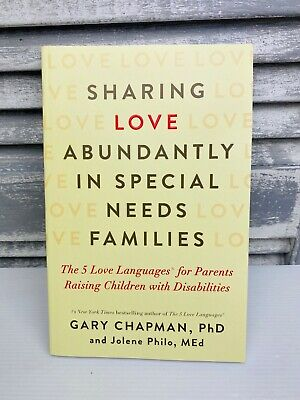 AU28 • Buy Sharing Love Abundantly In Special Needs Families Gary Chapman 5 Love Languages