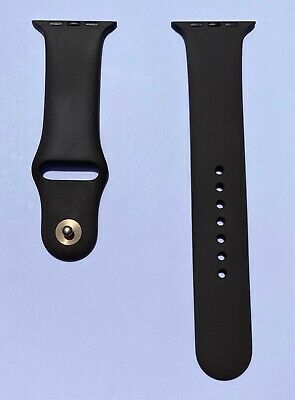 $ CDN66.57 • Buy Apple Watch Cocoa Sport Band Gold Pin Series 0 1 2 3 42mm 4 & 5 44mm M/L Brown