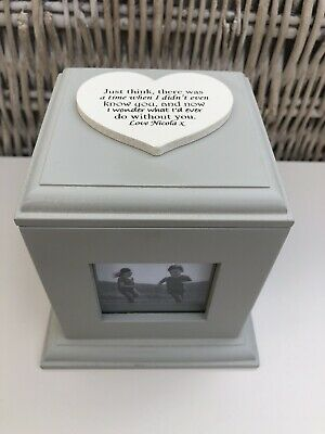 £12.99 • Buy Personalised SPECIAL BEST FRIEND Photo Frame Cube ANY NAME Gift FRIENDSHIP