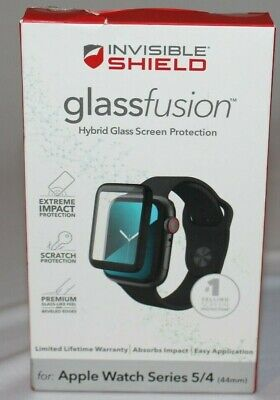 $ CDN1.35 • Buy Invisible Shield Apple Watch Series 5/4 Glass Screen Protector New