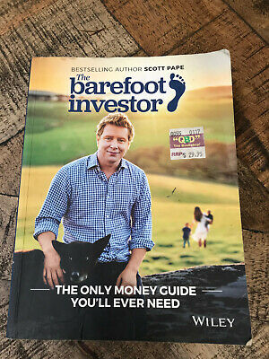 AU10 • Buy The Barefoot Investor: The Only Money Guide You'll Ever Need By Scott Pape...