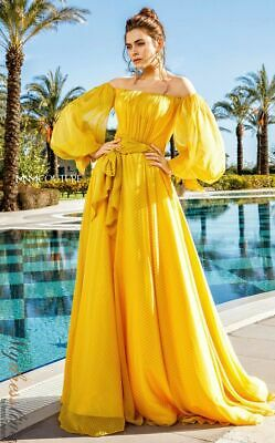 $ CDN529.34 • Buy MNM Couture F6275 Evening Dress ~LOWEST PRICE GUARANTEE~ NEW Authentic