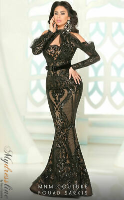$ CDN1362.40 • Buy MNM Couture 2514 Evening Dress ~LOWEST PRICE GUARANTEE~ NEW Authentic