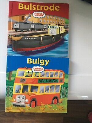 Thomas And Friends Egmont Books Bulstrode And Bulgy • 3.95£