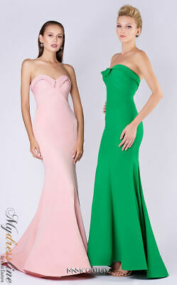 $ CDN529.34 • Buy MNM Couture M0002 Evening Dress ~LOWEST PRICE GUARANTEE~ NEW Authentic