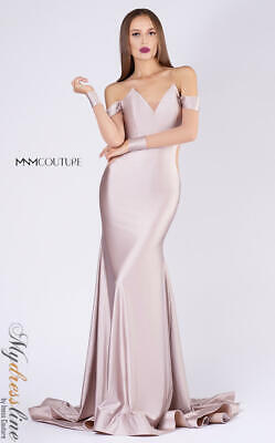 $ CDN529.34 • Buy MNM Couture L0044S Evening Dress ~LOWEST PRICE GUARANTEE~ NEW Authentic