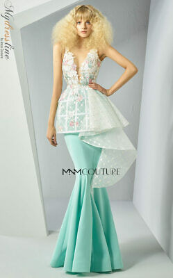 $ CDN1915.20 • Buy MNM Couture G0885 Evening Dress ~LOWEST PRICE GUARANTEE~ NEW Authentic