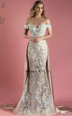 $ CDN1857.82 • Buy MNM Couture K3556 Evening Dress ~LOWEST PRICE GUARANTEE~ NEW Authentic