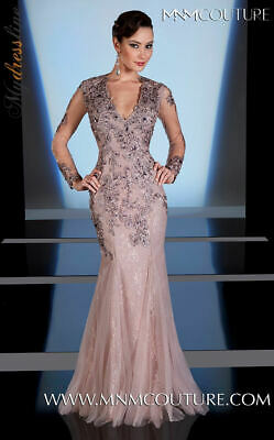 $ CDN792.67 • Buy MNM Couture 0437B Evening Dress ~LOWEST PRICE GUARANTEE~ NEW Authentic
