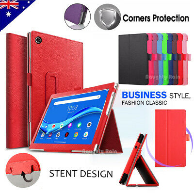AU12.49 • Buy For Lenovo Tab M10 FHD Plus 10.3  Tablet Business Leather Folio Stand Case Cover