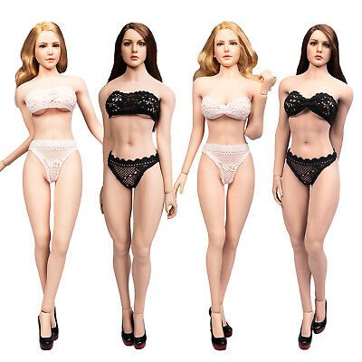 $23.69 • Buy 1/6 Scale Female Body Doll Sexy Clothes Accessory Fit 12  Phicen Enterbay Figure