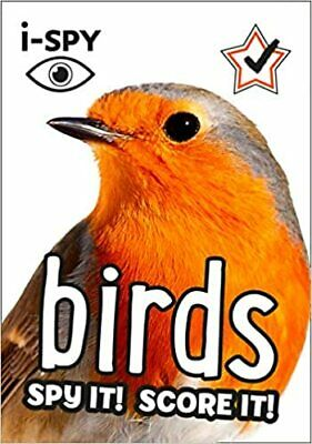 I-SPY Birds: What Can You Spot? (Collins Michelin I-SPY Guides) • 4.65£