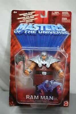 $19.99 • Buy MOTU Masters Of The Universe 200x Ram Man Action Figure NEW!