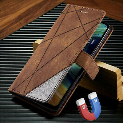 $ CDN7.97 • Buy For Samsung Galaxy Note 10 Plus 9 8 Magnetic Leather Flip Wallet Card Case Cover