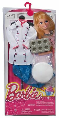 $9.99 • Buy Barbie Careers Fashion Pack - Pastry Chef