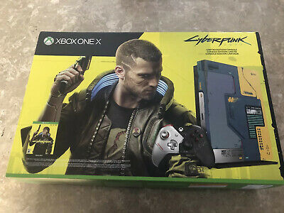 $589.97 • Buy Xbox One X Cyberpunk 2077 - Limited Edition Console Bundle - New - Free Shipping