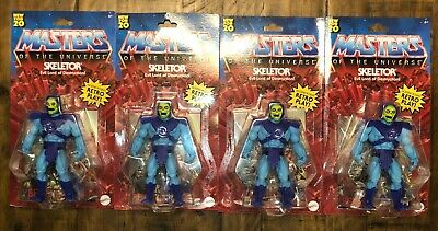 $160 • Buy Masters Of The Universe Origins Skeletor Lot (4) 5.5 Action Figure Walmart 2020
