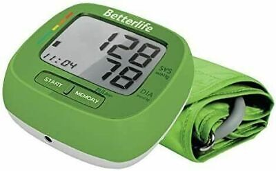 Betterlife Automatic Blood Pressure Monitor Upper Arm Digital BP With S/L Cuff • 16.49£