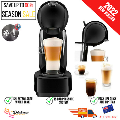 AU85.85 • Buy NESCAFE Dolce Gusto Coffee Capsule Machine Infinissima Hot Cold 1.2L Black NEW