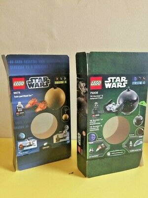 LEGO STAR WARS Planets Boxes • 10£