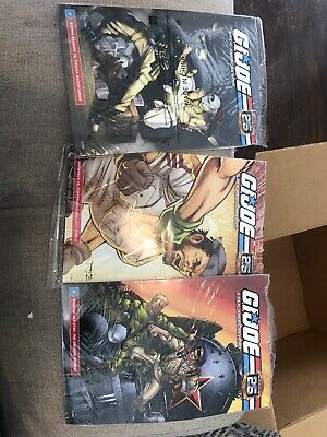 $ CDN30.84 • Buy GI Joe 25th Anniversary Comic Packs Comic Book Lot Firefly Storm Shadow & More