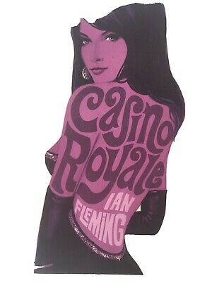 Casino Royale Ian Fleming James Bond  • 9.40£
