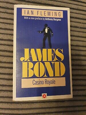 Vintage Casino Royale: Ian Fleming.James Bond EXCELLENT Condition. • 12.50£