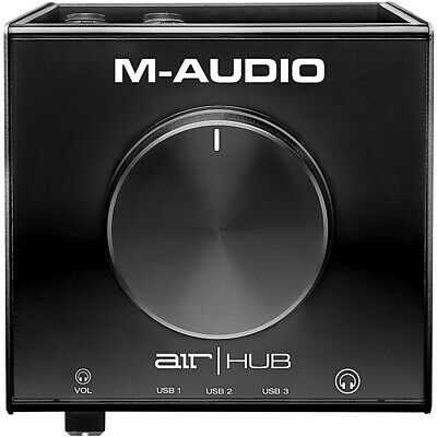 $72.44 • Buy Maudio AIRXHUB M-audio 2-in/2-out Usb Audio Interface W