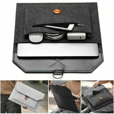 £9.35 • Buy Laptop Sleeve Case Cover For 11  13-13.3 In MacBook Air Pro Retina Ultrabook Bag