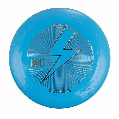 Frisbee BOLT OneSevenFive - Ultimate Frisbee Flying Disc! - Blue • 12.99£