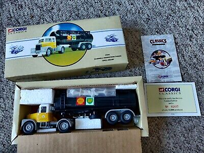 Corgi 97840 Scammell Highwayman Tanker Shell Mex / Bp Bnib Limited Edition  • 18.50£