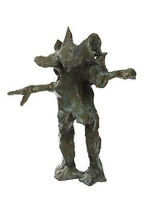 AU27500 • Buy ADAM CULLEN  Pigman  Signed Cast Bronze Sculpture,75cm X 65cm X 36cm Edition A/P