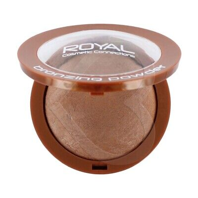 Royal Cosmetic Connections Baked Bronzing Powder Compact 12.5g • 2.99£