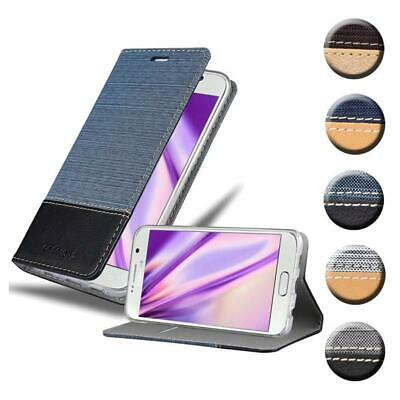 $ CDN12.22 • Buy Case For Samsung Galaxy S6 EDGE PLUS Phone Cover Denim Style Protective Wallet B