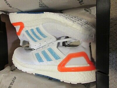 $ CDN199.99 • Buy Mens New Adidas Primeblue Ultra Boost 20 Running Shoes Size 9.5 White