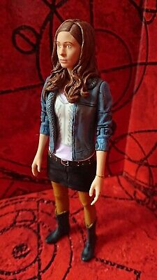 Doctor Who Action Figure Amy Pond 5  Figure Jean Jacket • 7.99£