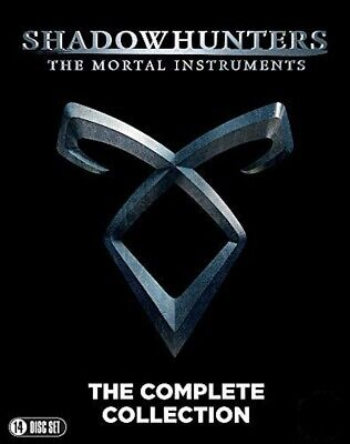 Shadowhunters The Complete Collection 1 2 3 Blu-ray Region B Mortal Instruments • 97.73£