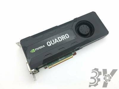 $ CDN363.92 • Buy Leadtek Quadro K5000 4GB Workstation GDDR5 Professional Graphic Card