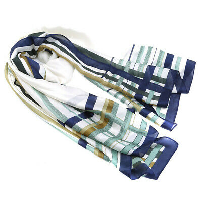 AU11.32 • Buy New Women's Fashion Silk Scarf Accessories Plus Travel Gifts Plus Size Female AA