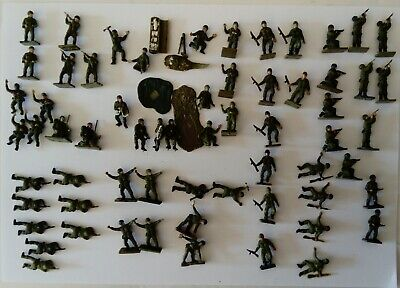 Airfix Vintage 1/72 Ho Oo S23 Paratroopers Spares Part Painted • 7.99£